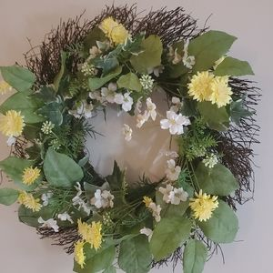 Festive wreath- New